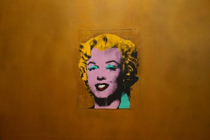 NYで観たマリリン・モンロー。