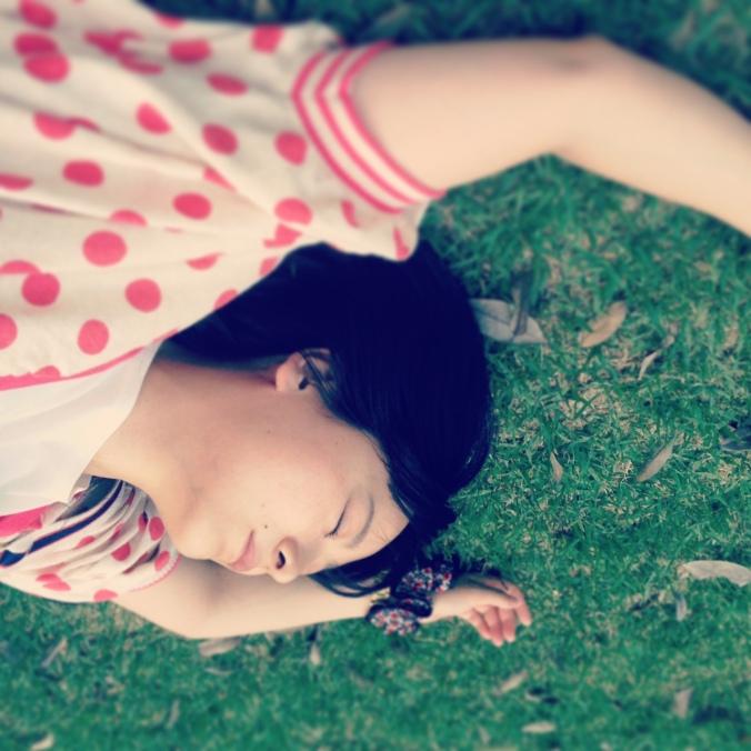 みどりの日。無料開放の新宿御苑で昼寝して、